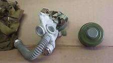 URSS Unión Soviética Niños Niño Respirador de Máscara de Gas Talla 4 Y Máscara De Fiesta Accesorio