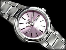 SEIKO 5 SYME41 SYME41K1 Ladies Automatic  Self-winding 30m WR Pink