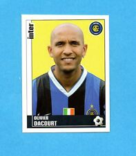PANINI CALCIATORI 2006-2007- Figurina n.167- DACOURT - INTER -NEW