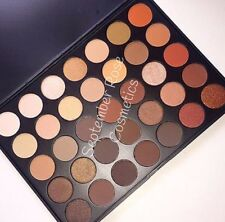 35 Colour Neutral Warm Eyeshadow Palette MORPHE 350 Dupe UK SELLER