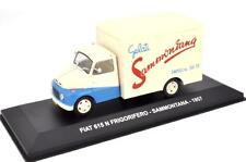 1:43 IXO FIAT 615 N FRIGORIFERO -ITALIAN  LKW TRUCK Lastkraftwagen MODELLBAU  16
