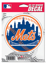 "New York Mets NY 5"" Vinyl Die Cut Decal Sticker Emblem MLB Baseball"