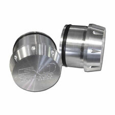 CNC Billet Aluminum RZR XP 1000 Roll Cage & Bumper End Cap Insert USA Made Teryx