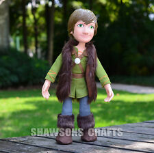 "HOW TO TRAIN YOUR DRAGON 2 TOYS 15"" HICCUP PLUSH SOFT DOLL POSEABLE FIGURE"