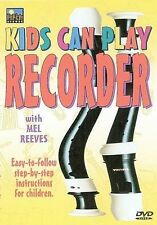 Kids Can Play Recorder 2005 by Fifth Ave Films Ltd Ex-library