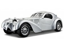 BUGATTI ATLANTIC 1936 1:24 Scale Metal Diecast Car Model Die Cast Cars Models