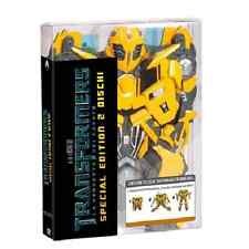 Dvd *** TRANSFORMERS - La Vendetta Del Caduto (Ltd SE) (2 Dvd+Bumblebee) * NEW