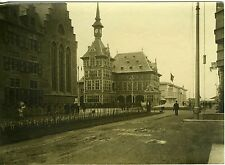 PHOTO BELGIQUE BELGIUM GAND GENT pavillon de Liège expo universelle 1913