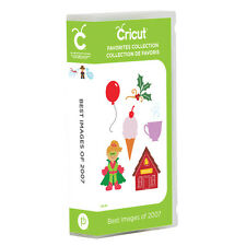 NEW!!  Cricut Best of 2007 Images cartridge!!   Retired/ HTF/ Free shipping!