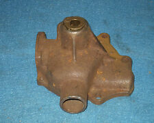 Pre 1950 Mopar Water Pump Housing w/Bolt On Bypass NEW OEM NOS 637437
