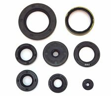 Engine Oil Seal Kit - Honda CB350 CL350 Scrambler SL350 Twins 1968-1973 8 Seals
