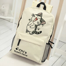 Chi's Sweet Home Cute Cat Backpack Shoulder Bag Portable Bag