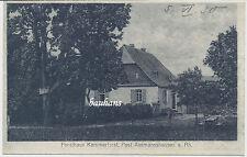 AK Forsthaus Kammerforst, Post Assmannshausen a.Rh. (K843)