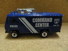 MATCHBOX POLICE MOBILE COMMAND CENTER VEHICLE