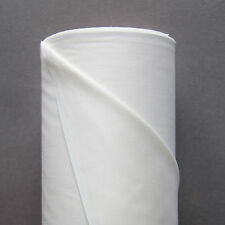 Easy Care Poly/Cotton Twill Curtain Lining - 10m Roll