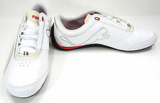 Puma Shoes Drift Cat IV 4 SF CR Ferrrari White/Red Sneakers Size 8 EUR 40.5