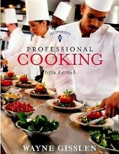 Cooking by Wayne Gisslen (2002, Hardcover, Revised)