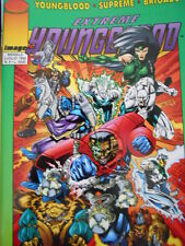Extreme Youngblood n°9 1995 ed. Image Star Comics  [G.152]