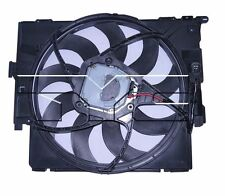 TYC 623420 Dual Rad&Cond Fan for BMW 3 SERIES 2.0/3.0L w/o M Package 2012-2016