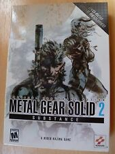 Metal Gear Solid 2: Substance (PC, 2003)