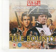(FR289) News of the World, The Bounty - 2002 DVD