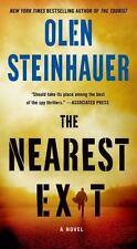 The Nearest Exit, Steinhauer, Olen, 1250025427, Book, Acceptable
