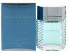Always by Aramis for Men EDT Cologne Spray 1.7 oz. New in Box