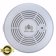 Smoke Detector and Carbon Monoxide Detector Combo