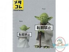 Star Wars Metal Figure Collection #005 - Yoda By Takara