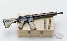 1/6 DAM Elite Firearms EF005 SOPMOD II M4 Rifle Lot *TOY Figure*