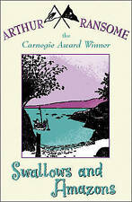 Swallows And Amazons, By Arthur Ransome,in Used but Acceptable condition