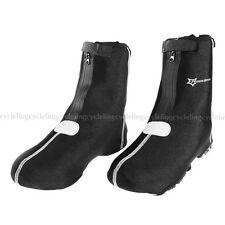 ROCKBROS Bike Cycling Shoe Cover Waterproof Protector Overshoes Black