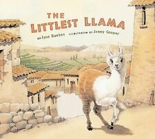 The Littlest Llama by Jane Buxton (2008, Hardcover)