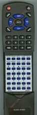 Replacement Remote for MAGNAVOX MDR5134, NB820UD, H2160MW9, MDR513HF7