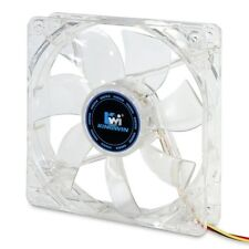 Brand NEW KingWin 120 x 120 mm BLUE Computer Case Fan