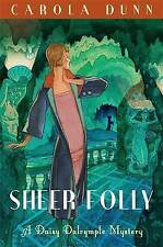 Good, Sheer Folly (Daisy Dalrymple), Dunn, Carola, Book