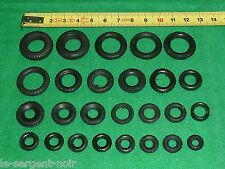 dinky corgi matchbox britains lesney accessoire voiture camion tracteur 26 pneus