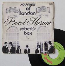 "Vinyle 45T Procol Harum  ""Souvenir of London"""