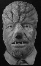 Wolf Man WEREWOLF Chaney life mask Full life size Head famous monsters