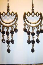 Large Long Indian~Asian Ethnic Boho Chandelier Earrings~ER28~uk seller~