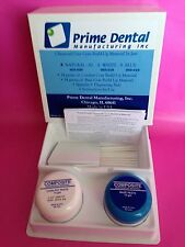 Prime-Core Chemical Cure Core Build-Up Material, Prime-Dent USA.Exp:01/2017