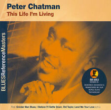 This Life I'm Living by Peter Chatman (CD, Oct-2002, Our World) NEW SEALED