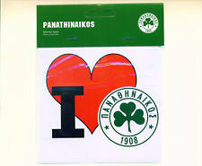 PANATHINAIKOS, GREEK CLUB - STICKER -  BRAND NEW
