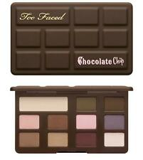 Too faced Matte Chocolate Chip Eye Shadow Palette Limited Edition, new in box