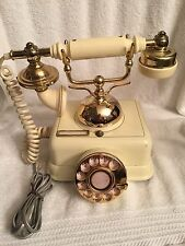 Vintage Telephone *Victorian French* Style Princess Desk Phone *Cottage Decor*