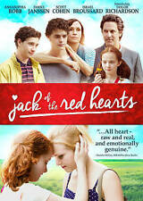 Jack of the Red Hearts (DVD) AnnaSophia Robb/Famke Janssen BRAND NEW