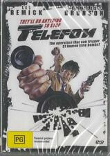 TELEFON - CHARLES BRONSON -  NEW DVD FREE LOCAL POST