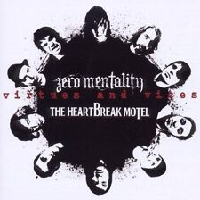 "ZERO MENTALITY / THE HEARTBREAK MOTEL Virtues and vices 2x 7"" (2008 Demons run)"