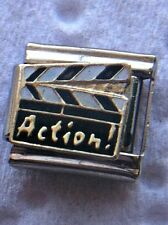 """ACTION "" 9 MM ITALIAN CHARM-PRODUCER, ACTOR, ACTRESS, DIRECTOR, PLAY, MOVIE"