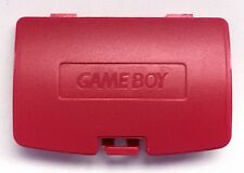 Cache Pile Rouge / Rose / Berry - NEUF - Game Boy Color - Gameboy GBC - Cover